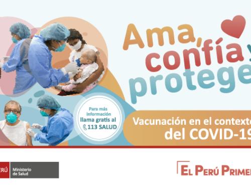 Vacunación en el contexto del COVID-19