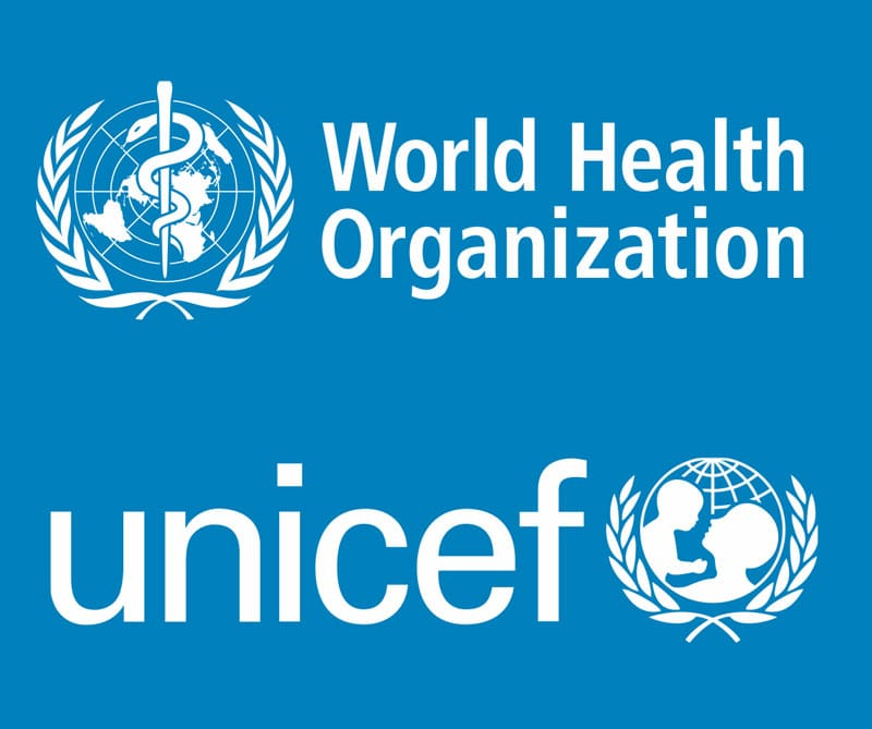 oms unicef