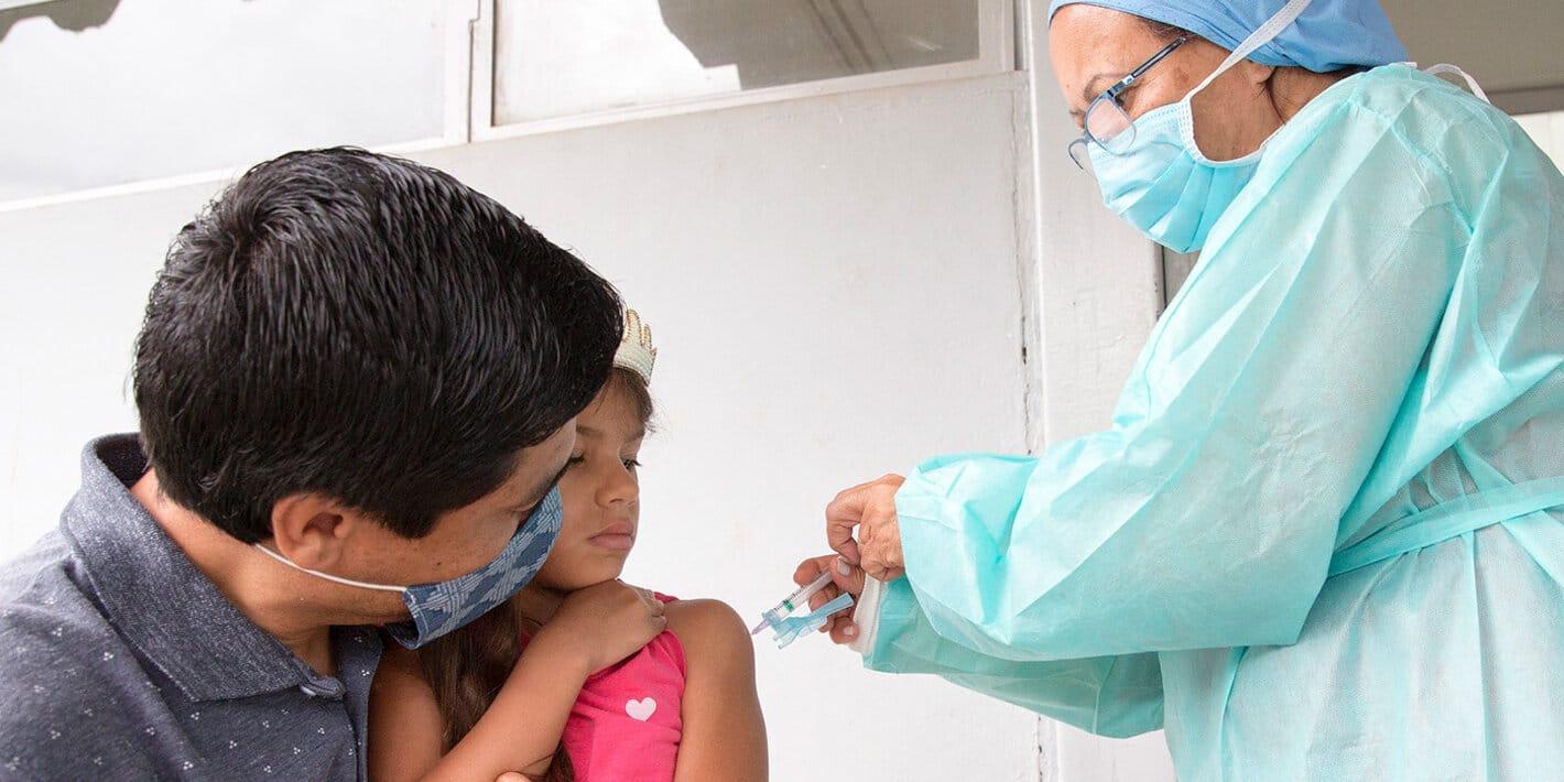 Semana Mundial de la Inmunización 2020