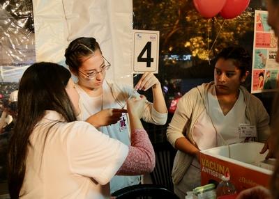 En Argentina, el derecho a la vacunación en todas las etapas de la vida es ley