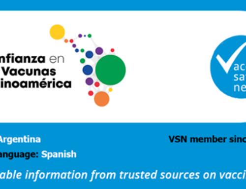 El sitio web de ConfíaLA es miembro del proyecto Vaccine Safety Net (VSN) liderado por la OMS